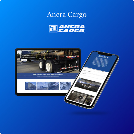 Project Ancra Cargo