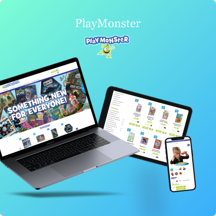 Project Play Monster
